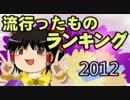 ニコ動で流行ったものランキング 2012 thumbnail