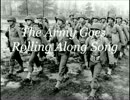 The Army Goes Rolling Along Song (邦題