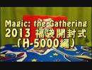 【MTG】2013福袋開封式(H-5000編)