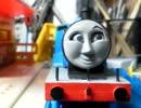 エドワードの目をゼンマイで動かしてみた。