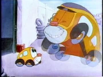 トムとジェリー 地上波版 「僕はスポーツカー」 - nicozon