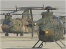 【精鋭JSDF】陸上自衛隊第1ヘリコプター団 年頭編隊飛行訓練[桜H25/1/9]