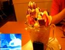 【大食い】おむらいす亭のおむたんキングパフェ1650cc