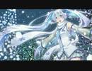 【ニコカラ】 白いキセキ (after snow mix) (On Vocal)