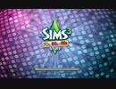 【Sims3実況】ぁゅのアイテム紹介(The Sims 3 70s  80s    90s Stuff)