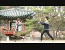 【コミュ限】「ハッピーシンセサイザ」踊ってみた【文系と麿系】 thumbnail