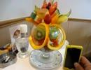 【大食い】西村フルーツパーラーのビッグパフェ