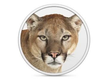 Mountain Lion ロゴ