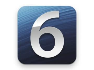 i0S 6 ロゴ