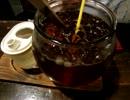 【大食い】アイスティーが金魚鉢で出て来る『珈琲茶館OB 保木間店 』