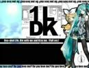 1LDK 黒パンダ&るりま