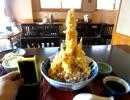 【大食い】寿々喜のスカイツリー丼 (カフェ・ド・蝕※ベルセルク)