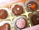 【バレンタインなので】 食べられないチョコ 【作ってみた】