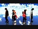 【MMD】 薄桜鬼X銀魂で Re:BREEZE 【薄桜鬼X銀魂】
