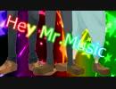 【オリジナルPV】Mr.Music歌ってみた【和海恋雛優猫D】