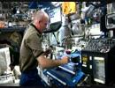 国際宇宙ステーションでの日常生活