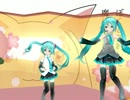 【MMD】メランコリックC.S.Portリアレンジ【ままま式あぴミク】ver2.2