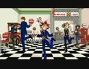 【遊☆戯☆王MMD】AIBOのGravity★Reality【世代越え】