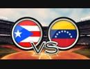 【WBC2013】1次ラウンドプールC(プエルトリコ)プエルトリコ対ベネズエラ