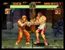 龍虎の拳 HARDでプレイ