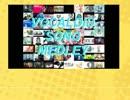 【総勢77音源で】My Favorite Vocaloid Song Medley【UTAU+ボカロカバー】