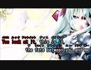 【ニコカラ】からくりピエロ-piano.ver-【英語on vocal】