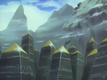 宇宙戦艦ヤマトⅢ第24話「シャルバート星の秘密」ダイジェスト(4/5 ...