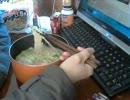 袋ラーメン好きな俺のジュルジュル動画 part3 麺のスナオシ タンメン
