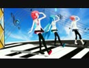シグナルズ+ルカにマイルームディスコナイトを踊ってもらいました。