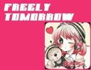 【亜希さんすげぇ】FREELY TOMORROW【UTAU音源配布】