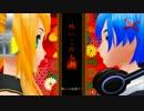 PS3 初音ミク-ProjectDIVA- F 「鏡音八八花合戦」 大人リン・KAITO