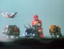 恐竜戦隊ジュウレンジャー 第3話「戦え絶望の大地」