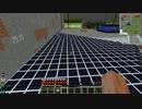 【Minecraft】ダイヤモンドブロックでトラ