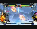 FINAL ROUND XVI day3 UMVC3 LosersSemiFinal Moons vs ChrisG