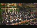 J.シュトラウス「ラデツキー行進曲」、小澤征爾指揮、ウィーン・フィル