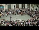 【スペイン】ベートーベンの交響曲第9番がすごい【フラッシュモブ】