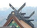 出雲大社「平成の大遷宮」、復元された本殿公開=八足門の内側からも撮影