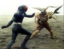 仮面ライダーBLACK RX 第3話「RX対風の騎士」
