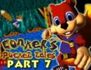 レア社ファンがConker's Pocket Talesをプレイ - 7(終)