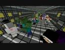 【minecraft】マイクラ アート オンライン ミニ2 デビルタワー【マルチ】