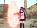 【MMD】コネクト用可動魔法陣