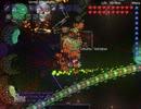 Terraria たのしいハードボスx3+WoF+(Eo