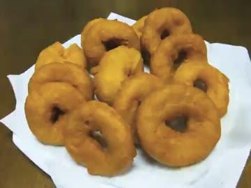 ドーナツの作り方