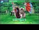 世界樹の迷宮Ⅳ キバガミさん(レベル60)一人で濁翼の熱砂竜撃破