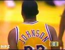 【NBAの魔法使い】マジック・ジョンソンのプレー集
