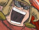 DD北斗の拳 第21話『ヨロレイヨロレイ! レイよ愛をとりもどせ』 /第22話『その時は来た! ケンシロウvsラオウしびれる決戦!』