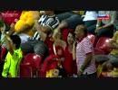 こんふぇで スペイン vs ウルグアイ ハイライト