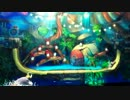 WiiU ドンキーコングトロピカルフリーズ 序盤ボス戦(ネタバレ注意)