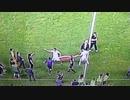 格下韓国に勝利したイラン選手が大喜び、韓国陣営がイラン選手を死傷