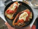 トランギアで料理第12弾「ホットドッグ」